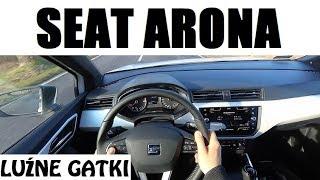 2018 Seat Arona -Test na Luzie POV PL