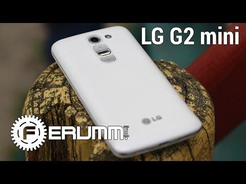 LG G2 mini (D618) обзор смартфона. Трезвый взгляд на LG G2 mini (D618) от FERUMM.COM