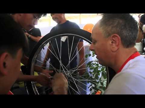 ING Orange Bike project