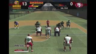 NFL Street 2 Gameplay (GCN/Dolphin)