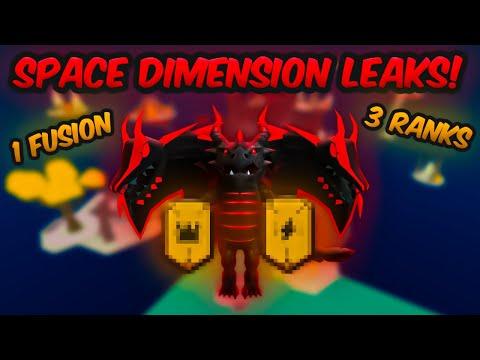 Space Dimension Leaks! *NEW* Ranks! Bosses! (Roblox Super Power Fighting Simulator)