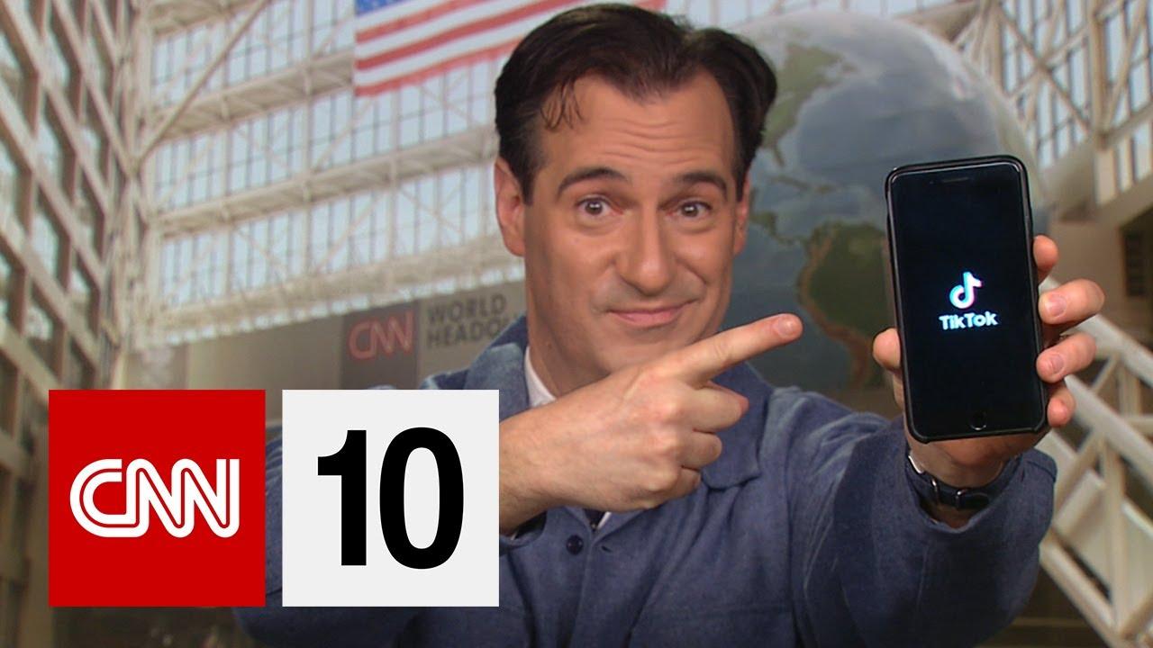 Trump says he will ban TikTok - CNN