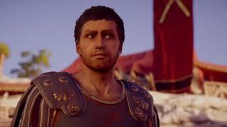 Assassin's Creed Odyssey Romance Gay Alexios & Thaletas français FR 04 - Paradis menacé