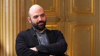 Mafia expert Roberto Saviano: European Leaders won't admit to Mafia - global conversation