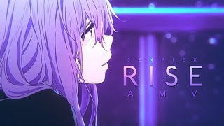 Koe No Katachi ❤ RISE「AMV」