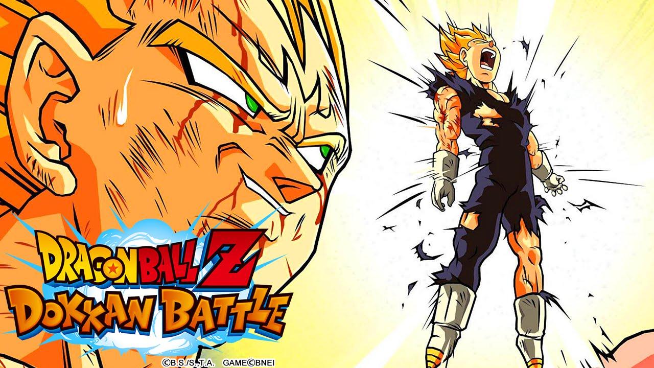 Majin Vegeta Is A Beast Dokkan Battle World Tournament Grind