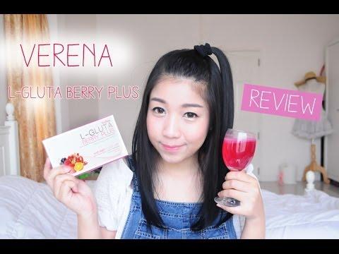 VERENA L-Gluta Berry Plus
