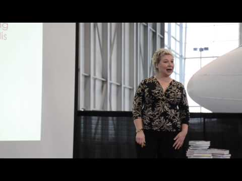 Happiness - a paradigm shift | Gwen Gnazdowsky | TEDxBCIT