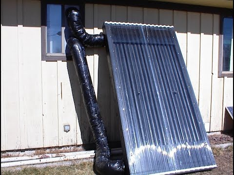 Solar Heating is great and free!