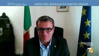 Myrta Merlino a Gian Marco Centinaio: