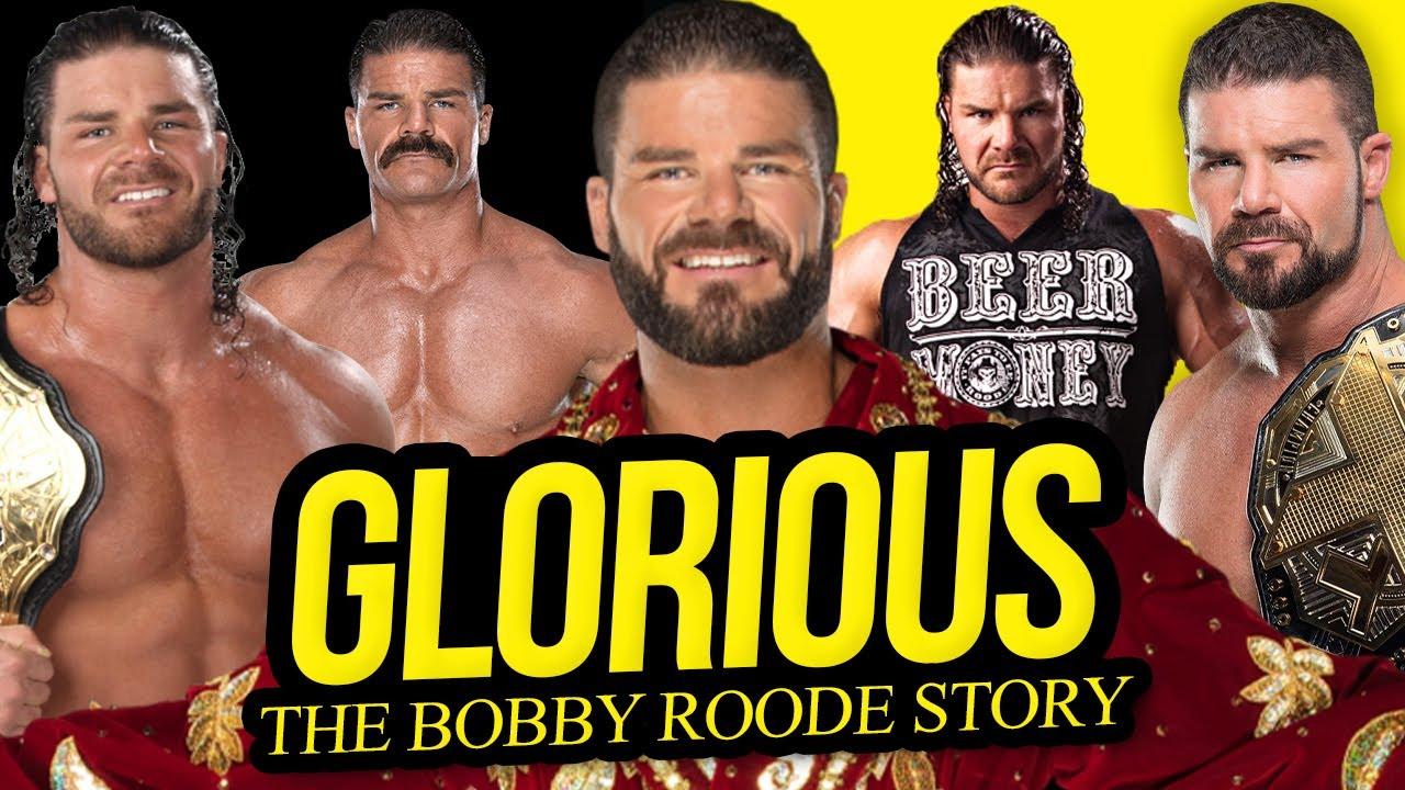 GLORIOUS | The Bobby Roode Story (Full Career Documentary)