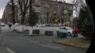 Владикавказ, Столовая гора,  достопримечательности 25 декабря 2018 года