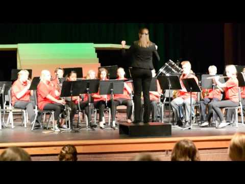 Grand County Middle School Band Nov 5, 2015 #2