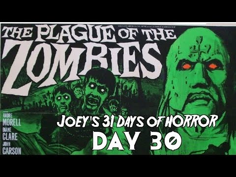 31 Days of Horror: The Plague of the Zombies (1966)