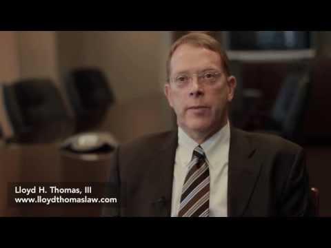 Atlanta GA Attorney Lloyd Thomas on Auto Insurance