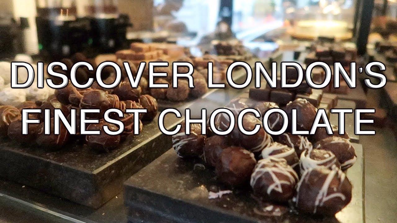 Best Chocolate London Tour Finest Chocolatier Shops