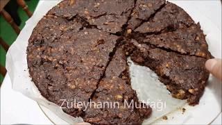 Unsuz Yağsız Şekersiz Diyet Browni Glutensiz EFSANE BİR TARİF