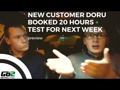 Meet Doru - Driving Lesson Preview -  Get Early Access