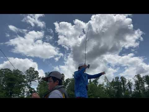 Tuckertown Lake Crappie Fishing