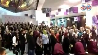 أخبار اليوم   ختام المؤتمر الوطني الأول للشباب بشرم الشيخ