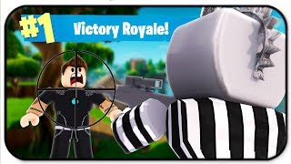 Craziest Victory Ever In Fortnite History in Roblox Fortnite Battle Royale