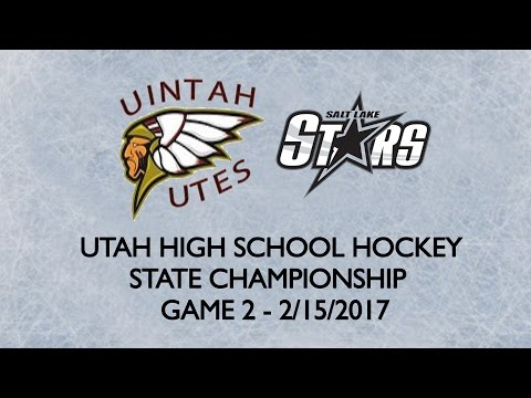 Stars VS Uintah Game 2