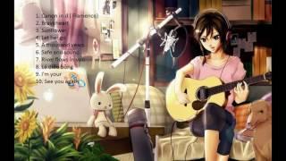 Những bản nhạc guitar nhẹ nhàng hay nhất P1