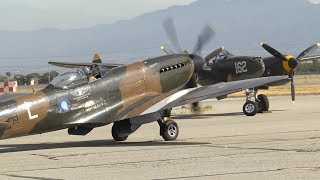 'European Theater Flight' Planes of Fame airshow 2017