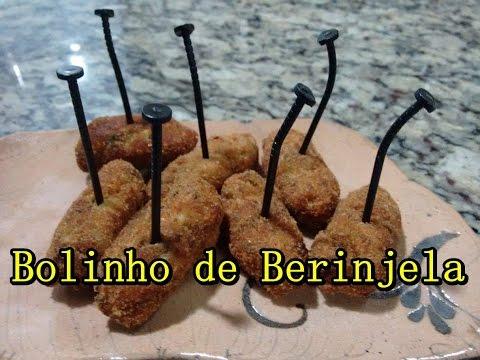 Bolinho de Berinjela (por Fernando Couto)