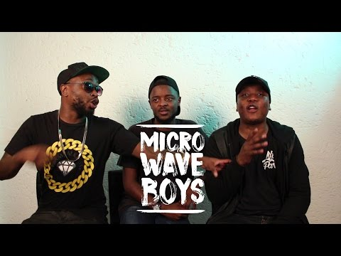 Microwave Boys EP6: Helen Zille, Big Baby, Emtee, Real Life Hunger Games