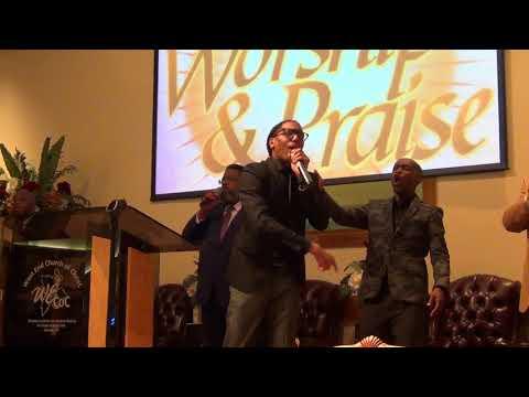 Rayshan Booker & Jason Walker - Victory Belongs To Jesus / Nobody Like You Lord