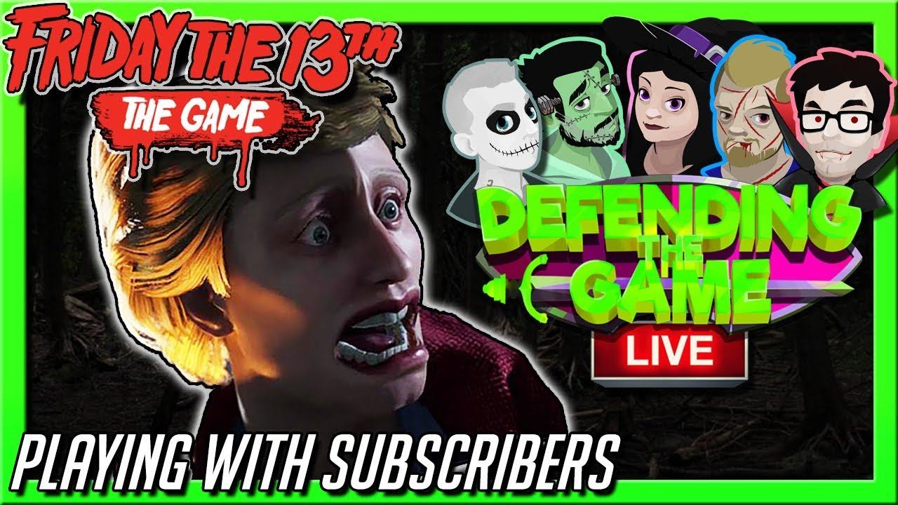 Defendingthegame youtube gaming