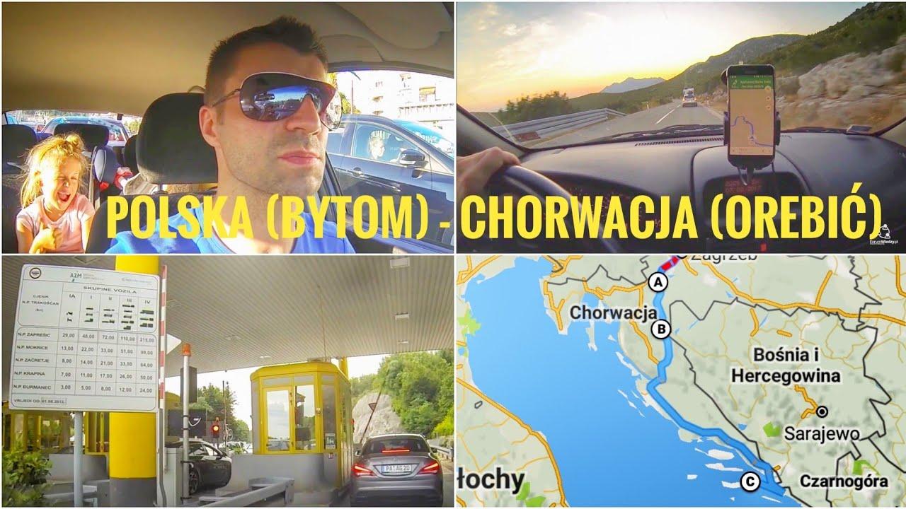 Podróż Polska – Chorwacja – Porady Informacje Ciekawostki (czytaj opis)