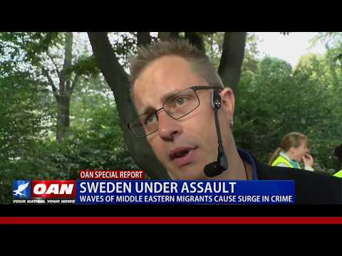 Sweden Under Assault: Waves of Middle Eastern Migrants Cause Surge in Crime