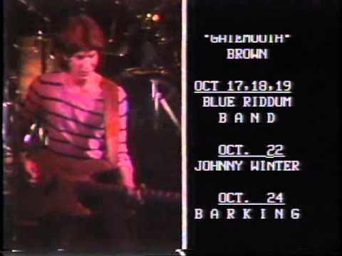 Liberty Hall, Lawrence, KS 1980 TV Spots