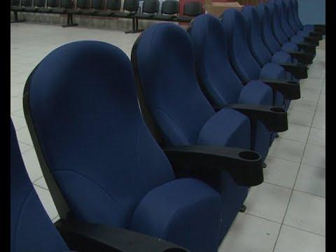 Анонс открытия кинотеатра
