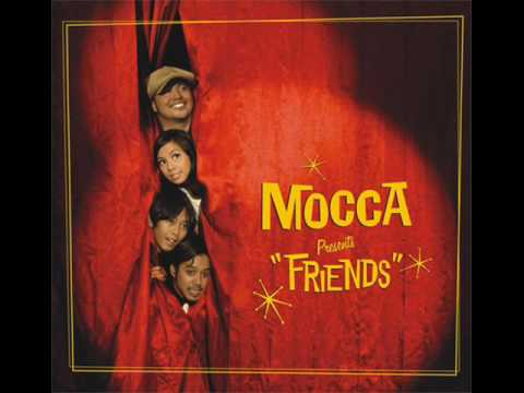 i think i'm in love - Mocca