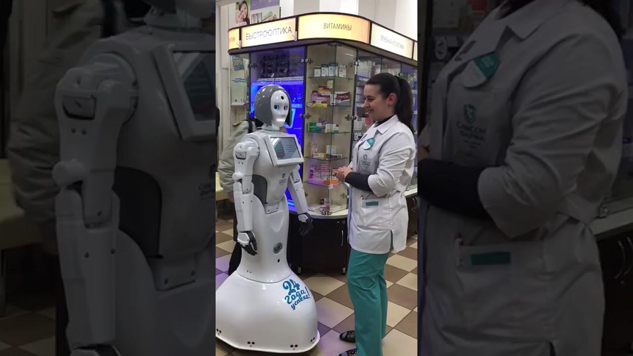 Новогодние стихи про роботов