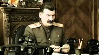 6 кадров. Сталин и часы
