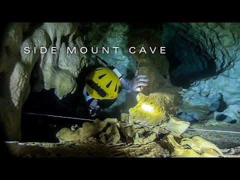Go Sidemount | Side Mount Cave