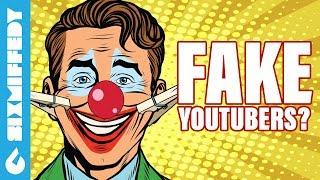 When Did We Start Praising Fake YouTubers?