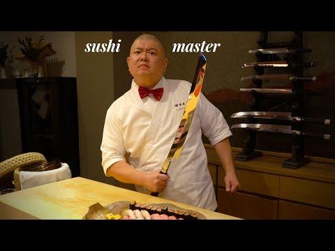 Así se prepara el auténtico Sushi en Japón   La Capital