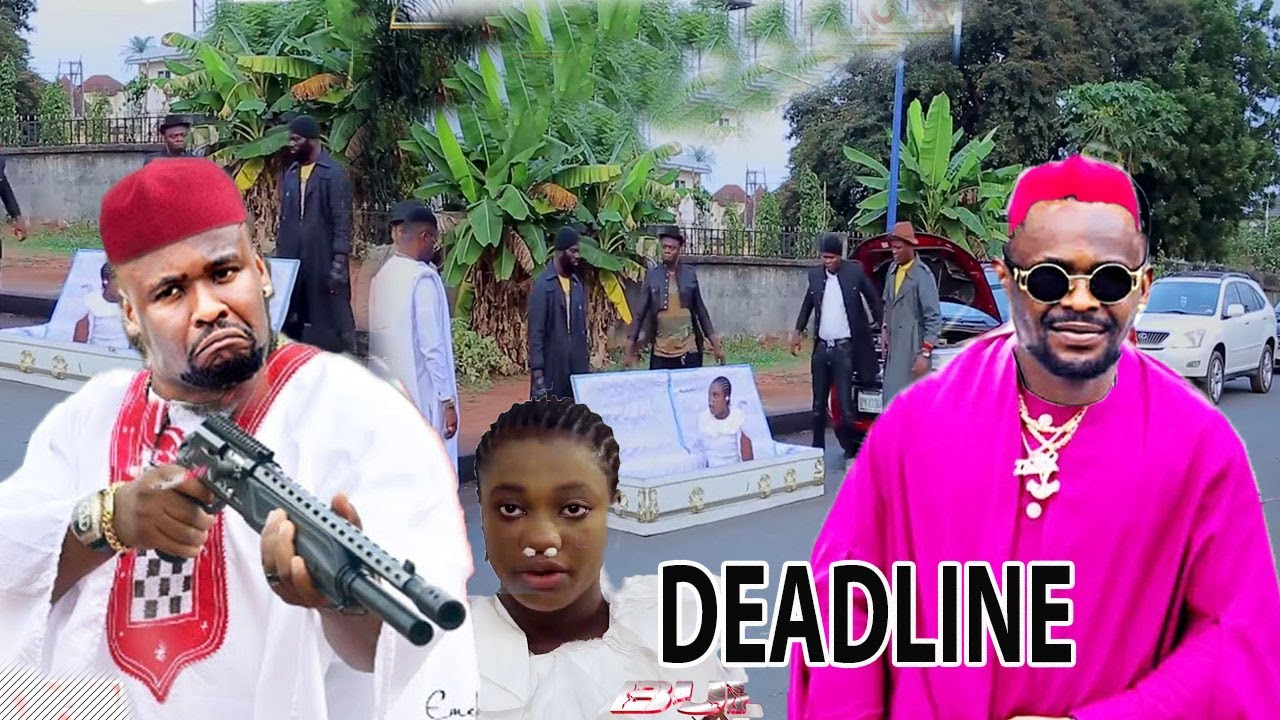 DEADLINE part 1&2 {NEW TRENDING MOVIE ) ZUBBY MICHNEL 2021  LATEST NIGERIAN NOLLYWOOD MOVIE 2021