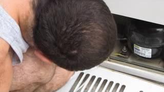 холодильник AVEX RF-245 ремонт