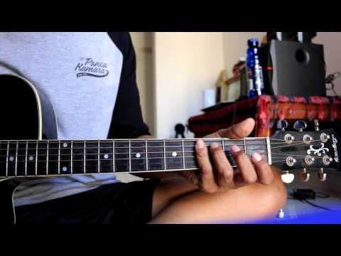 Kunci Gitar - Ndx Sayang