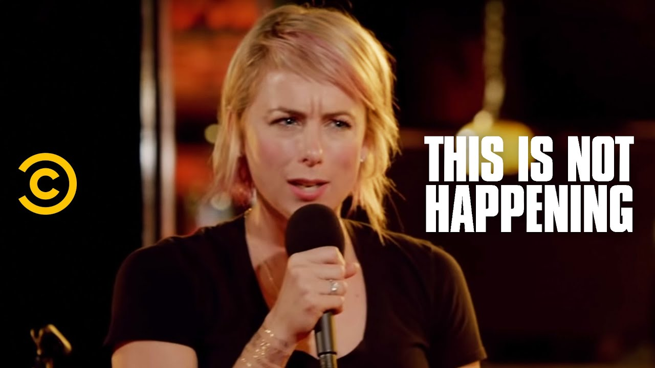 Iliza Shlesinger Tells Us How Much of Good on Paper  Her Crazy ...