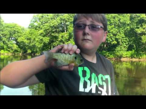 Bream Fishing on the Ouachita River