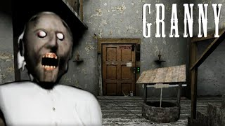 Is Granny leaving home to find other victims?