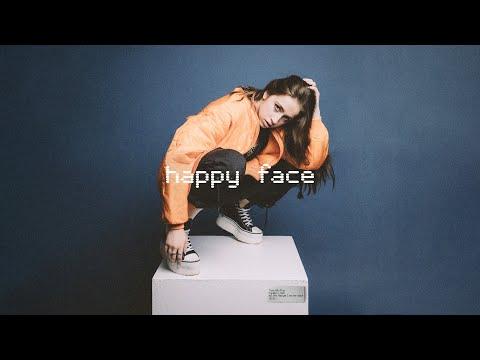 Tate McRae - happy face (Lyrics)