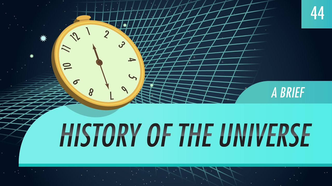 A Brief History of the Universe: Crash Course Astronomy #44 - YouTube
